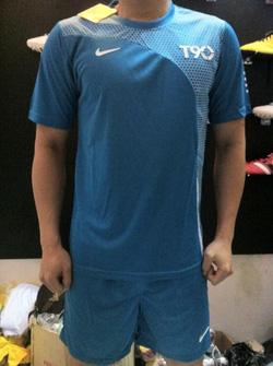 Ảnh số 8: Áo T90 xanh ngoc - Giá: 90.000