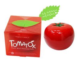 Ảnh số 9: Mặt nạ dưỡng trắng da cà chua Tonymoly - Giá: 230.000