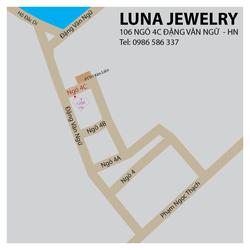 ?nh s? 100: TrangsucLUNA Nhẫn nam đính kim cương nhân tạo xi phủ vàng trắng vàng tây 18k - Giá: 1.060.000