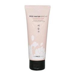 Ảnh số 74: Sữa rửa mặt gạo Rice water bright - The Face Shop - Giá: 160.000