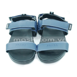 Ảnh số 60: Sandals Prada da xanh quai dán - Giá: 400.000