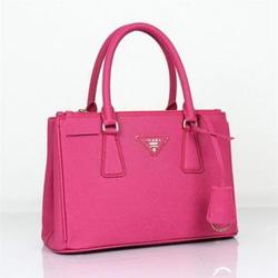 Ảnh số 1: Prada Saffiano hồng  - Giá: 550.000