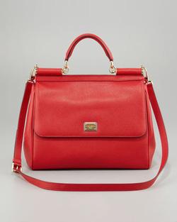 Ảnh số 8: D & G đỏ tươi - Giá: 600.000