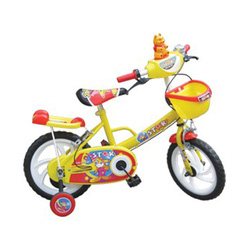 Ảnh số 29: Xe đạp 2 bánh vành 14 mặt gấu nhựa chợ nhớn - Giá: 650.000