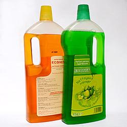 Ảnh số 59: Nước lau sàn nhà Econet hương cam,hương táo 1,5lit của pháp: - Giá: 115.000