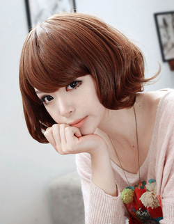 ?nh s? 54: Korea tóc xoăn ngắn - Giá: 700.000