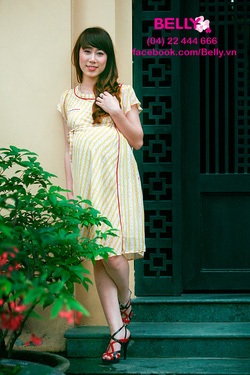 Ảnh số 23: Váy bầu cộc tay V393001.14011 - Giá: 520.000