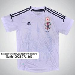 Ảnh số 7: Quần áo bóng đá đội tuyển Nhật Bản - Giá: 85.000
