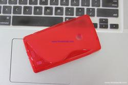 ?nh s? 9: - Ốp Lưng Nokia LUMIA 520 Silicon S-LINE - Giá: 70.000