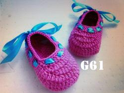 Ảnh số 34: Giày hồng tím - Giá: 80.000