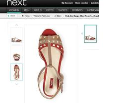 Ảnh số 80: Sandal next - Giá: 490.000