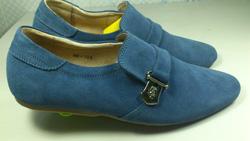 Ảnh số 89: Giày da lộn/ S1305x - Giá: 380.000