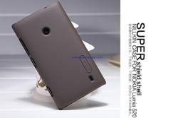 ?nh s? 18: - Ốp Lưng NOKIA Lumia 520 NILLKIN Sần - Giá: 120.000