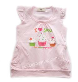 ?nh s? 63: Áo thun Lisa, size 2>8 tuổi - Giá: 2.000