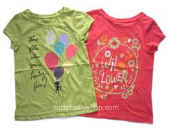 ?nh s? 87: Áo thun GapKids XUẤT, size 4>14tuổi, trộn 9cái - Giá: 2.000