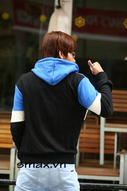 ?nh s? 17: Áo KHoác Nam Hàn Quốc - Giá: 190.000