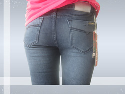 Ảnh số 45: Jeans nữ - Giá: 180.000