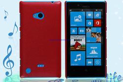 ?nh s? 31: - Ốp Lưng NOKIA Lumia 720 DOLIDA Nhựa Giả Da - Giá: 100.000