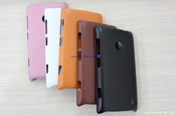 ?nh s? 39: - Ốp Lưng NOKIA Lumia 520 DOLIDA Nhựa Giả Da - Giá: 100.000