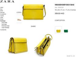 Ảnh số 39: Zara hộp - Giá: 550.000