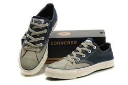 Ảnh số 50: converse xanh ghi - Giá: 595.000