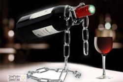 ?nh s? 6: giá kê chai rượu dây xích magic - Giá: 136.000