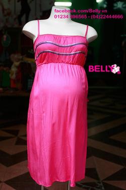 Ảnh số 47: Váy bầu hai dây Belly V273001.2 - Giá: 340.000