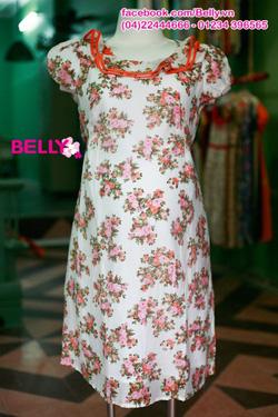 Ảnh số 54: Váy bầu cộc tay Belly V353017.1 - Giá: 490.000