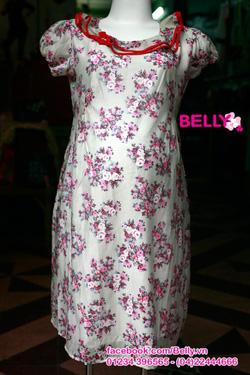 Ảnh số 56: Váy bầu cộc tay Belly V353017.3 - Giá: 490.000