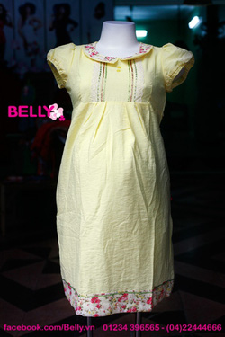 Ảnh số 61: Váy bầu cộc tay Belly V393006.3 - Giá: 450.000