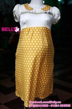 Ảnh số 65: Váy bầu cộc tay Belly V393012.3 - Giá: 450.000