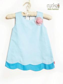 ?nh s? 1: Đầm bé gái - Giá: 120.000