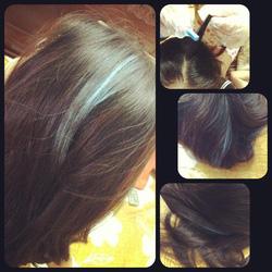 Ảnh số 32: Phấn nhuộm tóc Highlight Korea - Giá: 40.000