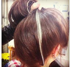 Ảnh số 43: Phấn nhuộm tóc Highlight Korea - Giá: 40.000