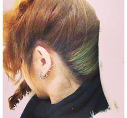 Ảnh số 44: Phấn nhuộm tóc Highlight Korea - Giá: 40.000