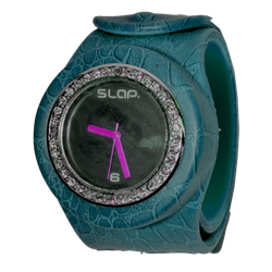 Ảnh số 47: Slap Watch Teal Croc - 660.000 VNĐ - Giá: 660.000