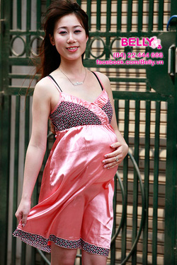 Ảnh số 81: Váy bầu Belly V8.22 - Giá: 320.000