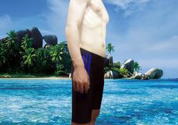 Ảnh số 36: Quần bơi dài QB104 - Giá: 235.000