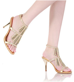 Ảnh số 5: Crystal Sandal B665 - Giá: 1.900.000