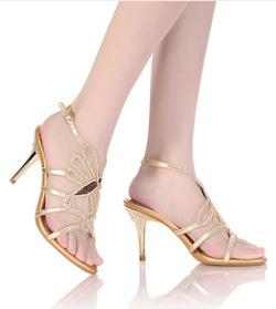Ảnh số 6: Crystal Sandal B667 - Giá: 1.700.000