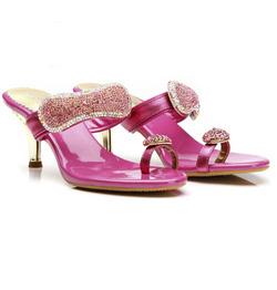 Ảnh số 19: Crystal Sandal B740 - Giá: 1.100.000