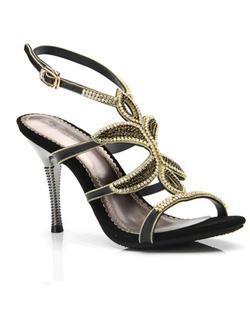 Ảnh số 23: Crystal Sandal B755 - Giá: 1.900.000