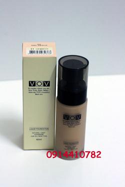 Ảnh số 50: Kem che khuyết điểm VOV liquid foundation - Giá: 230.000