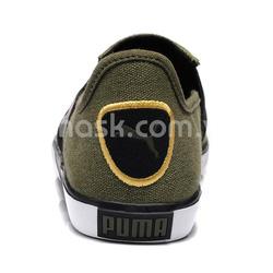 Ảnh số 41: Giầy lười Puma xanh bộ đội - Giá: 800.000