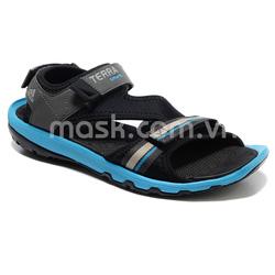 Ảnh số 73: Sandal adidas terra sports  đen đen xanh dương - Giá: 900.000