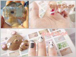 Ảnh số 37: Stamping nail art bube shop - Giá: 20.000
