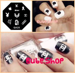 Ảnh số 36: Stamping nail art bube shop - Giá: 20.000