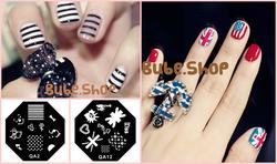 Ảnh số 34: Stamping nail art bube shop - Giá: 20.000