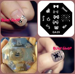 Ảnh số 31: Stamping nail art bube shop - Giá: 20.000