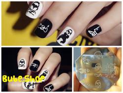 Ảnh số 22: Stamping nail art bube shop - Giá: 20.000